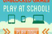 Comment jouer à des jeux à l'école