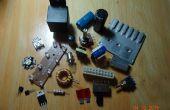 Récupération de composants électroniques