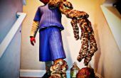 Halo Flood-Infected Costume de tonio