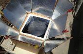 Sous la cuisinière solaire boîte 10 $
