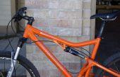 Top Tube adaptateur de bicyclettes