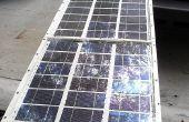 Construire un panneau solaire de 60 watts
