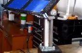 Seguidor Solar con motores un paso + Arduino