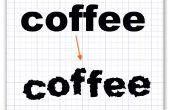 Inkscape Jittery texte tutoriel