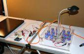 Solar Powered LED/ULTRACONDENSATEUR Arduino réglementés lumière