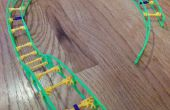 K ' NEX ball machine élément rollercoaster micro piste