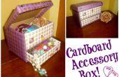 DIY accessoire carton