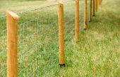 Faire votre superbe jardin avec une clôture en bois