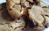 Cookies de Caramel salé Milky Way