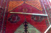 Comment faire une épée de pratique de bambou (Shinai) qui ressemble à un Bokken