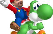 Faire vous-même Mario à l'aide de Photoshop