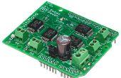 Guide de bouclier pour le contrôle RobotPower MultiMoto