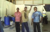 Arbor Loo compostage toilettes pour Haïti