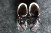 Comment les enfants Chaussures Tie