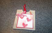 Facile bricolage distributeur Gum de Valentine