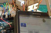 Raccordement des « trucs » par l'intermédiaire de Bluetooth / Android / Arduino