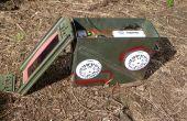 Etanche, BOOMbox solaire AKA : Post apocalyptique d'alimentation