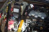 Comment faire pour remplacer l'apport supérieur Plus la plupart des joints moteur au 04 3,4 L Impala