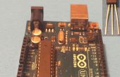 Comment faire pour afficher la température en utilisant un LM35 et Arduino UNO