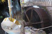 Énergie hydraulique de la réutilisation