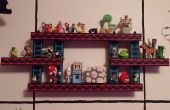 Craftables EP. 1: Donkey Kong étagère avec Perler Beads