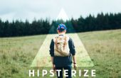 HIPSTERIZE - photo-montage tutoriel à nettoyer et facile débutant