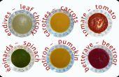Presque un arc en ciel de soupe : Une recette de base – Presqu'un arc-en-ciel de soupe : recette de base