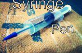 DIY stylo seringue