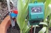 Abreuvoir automatique électronique plante