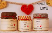 Nous allons faire du beurre et de répandre l'amour !  Maintenant avec étiquette imprimable pdf !