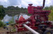 Journal de contrôleur/projet d'irrigation logique