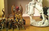 Rois de tombeau - une Conversion Hierotitan