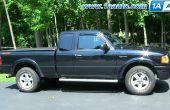 Comment remplacer une poignée de hayon sur 1998-2011 Ford Ranger camionnette