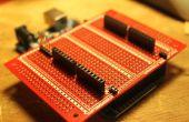 Bouclier de prototypage pour Arduino Mega