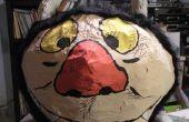 Masque de mache de papier de « Where the Wild Things Are » Moishe/Carol