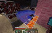 Chauffée dans Minecraft