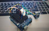 Arduino IOT : Température et humidité (avec WiFi ESP8266)