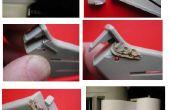 Méthode de réparation plastique