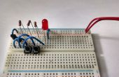 Construire une barrière et de transistors