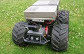 Conversion de camion RC robot