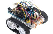 Contrôler un Zumo Robot à l'aide de la ESP8266