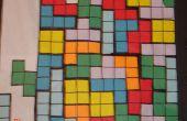 Comment faire un mur de Tetris