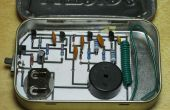 Kit de détecteur de Bug FM