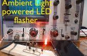 Lumière ambiante alimenté LED clignotant