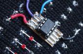 Faire votre propre E-Textile Arduino planche