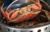 How To Cook et nettoyer le crabe A