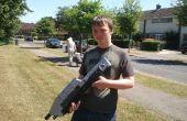 Comment construire un fusil d'assaut MA5C de Halo 3