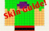 Votre Guide facile pour Minecraft Skins !