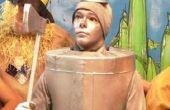 Tin Man Costume sur le (pas si) Cheap