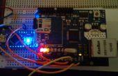 Arduino Nano avec bouclier Ethernet